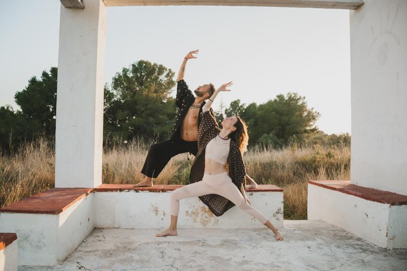 Yoga en parejas Vilanova i la Geltru