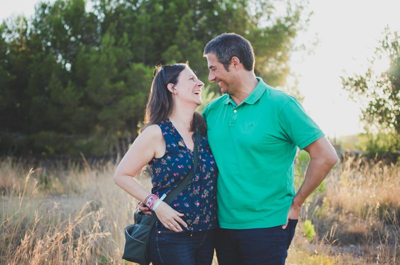 Retratos parejas en Vilanova i la Geltru