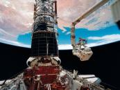 NASA Space Shuttle Hubble Space Telescope