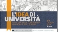 Simposio Europeo Docenti Universitari