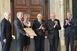 Quirinale Premi Balzan 2014 presidente Giorgio Napolitano David Tilman Dennis Sullivan Ian Hacking Torelli