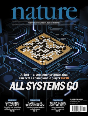 28 january 201 nature go artificial intelligence