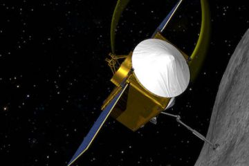 nasa osiris rex NASA Goddard University of Arizona