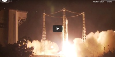 lancio satellite prisma