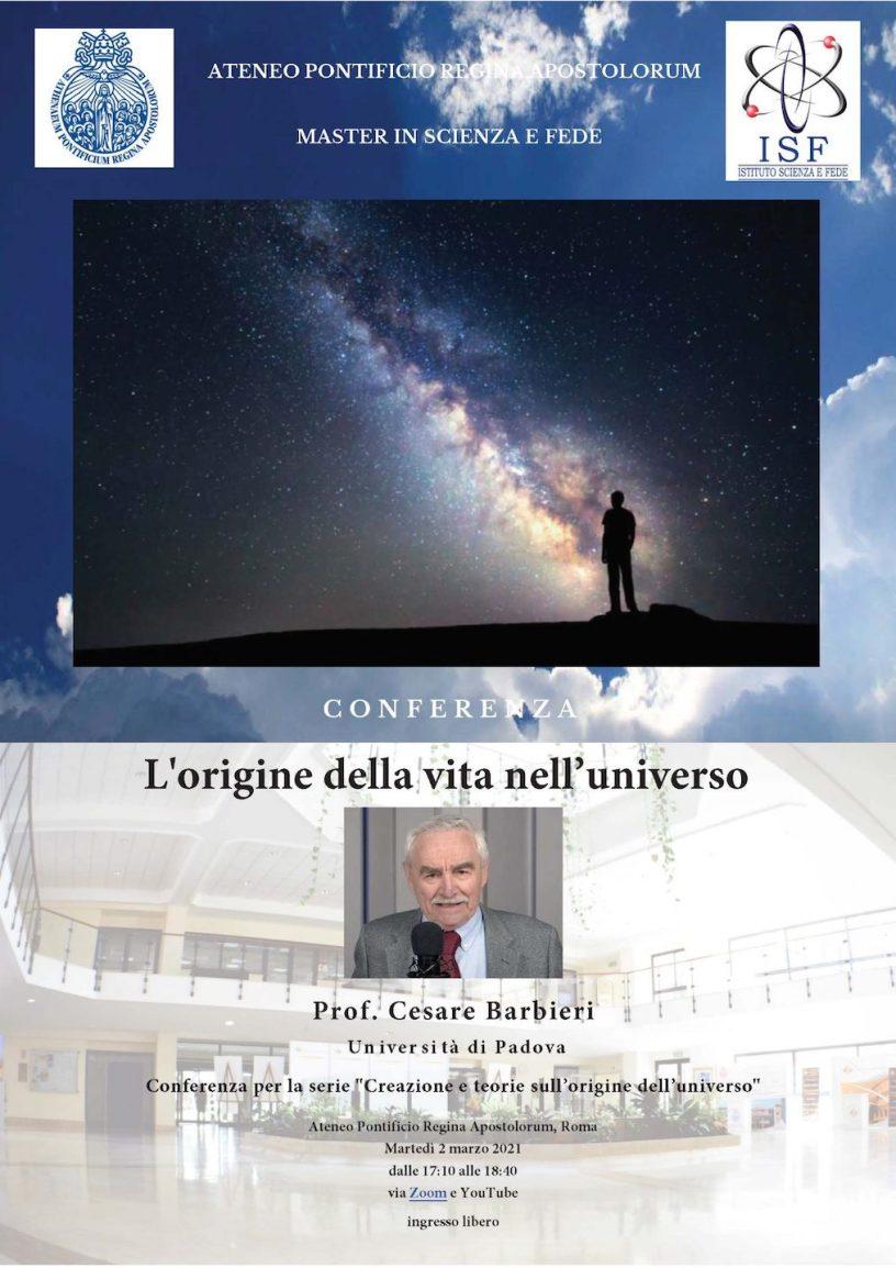 conferenza Cesare Barbieri