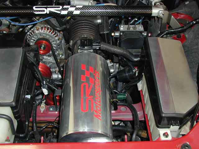 Mazda RX8 Cold Air Intake System Mazda RX 8 Horsepower