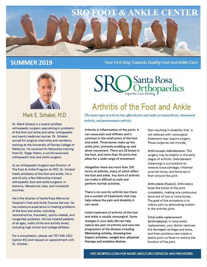 F&A Newsletter August 2019