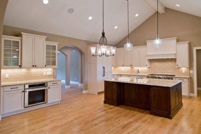 custom spec home kitchen design 2