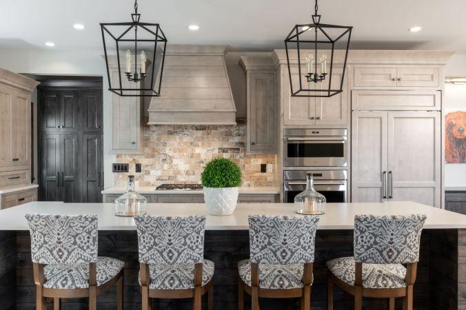 Custom kitchen design in St Albans Missouri