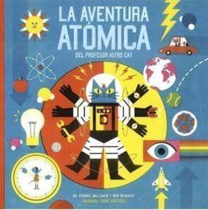 La aventura atómica del profesor Astro Cat
