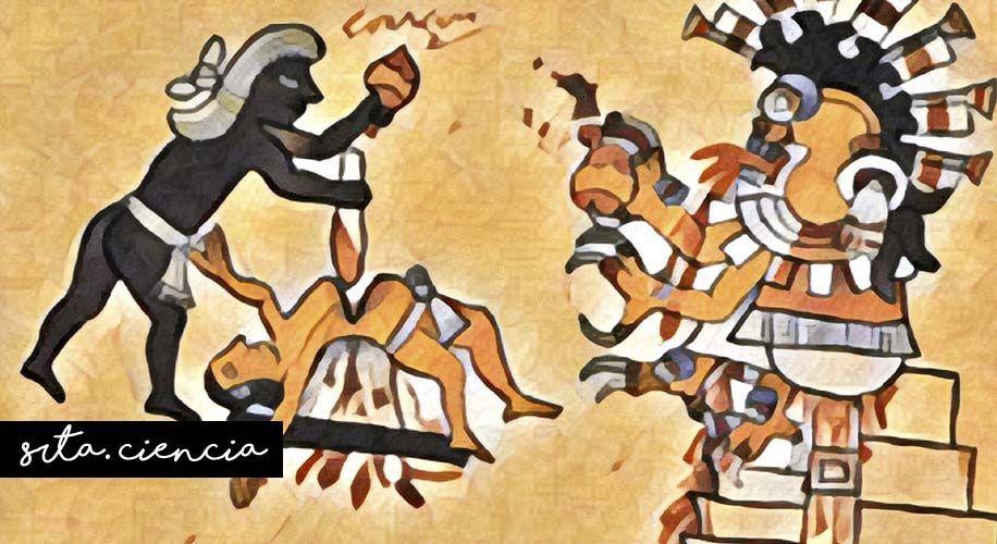 Los Aztecas Y Los Rituales Sangrientos En Los Que Arrancaban Corazones Srta Ciencia