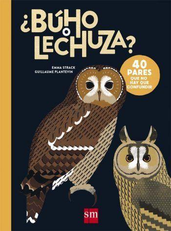 ¿Búho o Lechuza? libros ilustrados, conocimiento