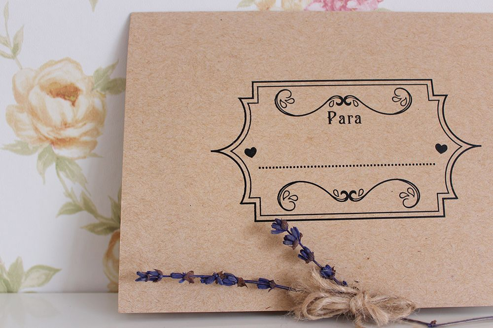 Invitación de Boda Laura&Roberto