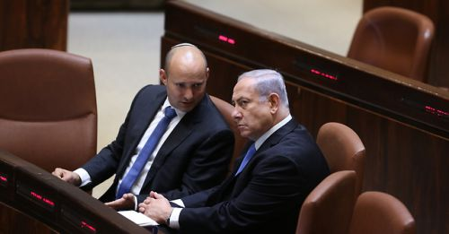 """We would rather sit with Netanyahu over fifth elections"""