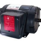 Century electric motor V211M2 5HP 3510 RPM 184T frame 230VAC 1 Phase