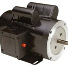 Century electric pressure washer motor B861 2HP 3450 RPM 56HC frame