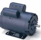 Leeson electric pressure washer motor Catalog 120004.00 model P145K17DB3K 1.5HP 1740 RPM 145T frame