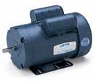 Leeson electric pressure washer motor 120008.00 Model M143C17FB2K 1HP 1740 RPM 143T frame