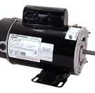 Century electric motor BN61 2-.25HP 3450/1725 RPM, X48Y frame