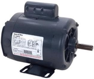 Century electric motor C630ES 1/2HP, 1725 RPM, J56 Frame ... on