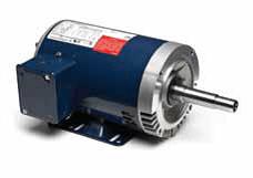 Close-Coupled Pump Motors 3 Phase AC - ODP Enclosure