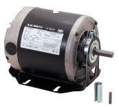 FAN & BLOWER MOTORS -RESILIENT BASE (CRADLE MOUNT) SINGLE PHASE AC