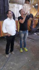 Marcus Ferreira e Sidney Rezende. Foto: Divulgação