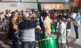 Lançamento do enredo 2018 da Unidos de Manguinhos. Foto: Divulgação