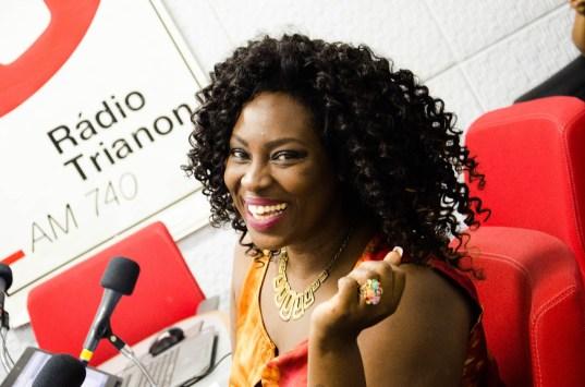 Bastidores da entrevista de João Doria. Foto: SRzd