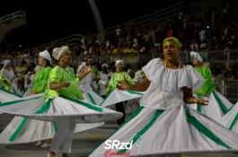Mancha Verde - Primeiro ensaio técnico de 2018 - Foto: Guilherme Queiroz