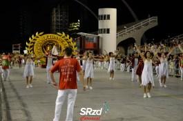 Mocidade Alegre - Primeiro ensaio técnico 2018 - Foto: Guilherme Queiroz