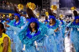 Desfile 2018 da Camisa 12. Foto: SRzd – Cláudio L. Costa