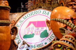 Desfile 2018 da Morro da Casa Verde. Foto: SRzd – Cláudio L. Costa