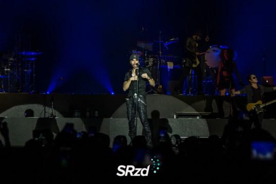 Enrique Iglesias faz show em SP. Foto - Wadson Ferreira (32)