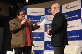 Tarcício Motta e Antonio Florêncio de Queiroz Júnior. Foto: Alexandre Macieira