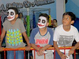 Festa das crianças na Acadêmicos do Tucuruvi. Foto: Renato Cipriano