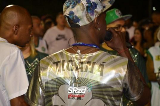 1º ensaio técnico da Camisa Verde. Foto: SRzd – Guilherme Queiroz