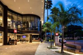 Hotel Ibis São Paulo Expo. Foto: Divulgação