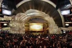 O palco do Oscar 2019 (Foto: Divulgação – Crédito: Todd Wawrychuk e Kate Noelle / ©A.M.P.A.S.).