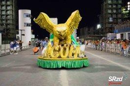 2º ensaio técnico da Águia de Ouro. Foto: SRzd – Fausto D'Império
