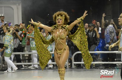 Viviane Araújo. Foto: SRzd – Cláudio L. Costa