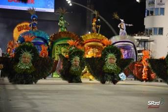 Desfile 2019 da Mocidade Alegre. Foto: SRzd – Ana Moura