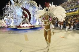 Desfile Salgueiro 2019. Foto: Leandro Milton/SRzd