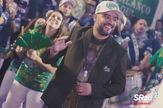 Lançamento do enredo 2020 da Mancha Verde. Foto: SRzd – Bruno Giannelli