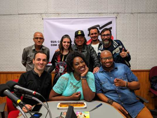 Programa No Mundo do Samba recebe Paulinho Mocidade, Geração Carnaval e Recordar é Viver. Foto: SRzd