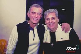 Paulo Barros e Paulo Menezes. Foto: SRzd – Bruno Giannelli