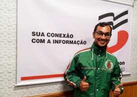 Leandro Nascimento. Foto: SRzd