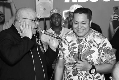 Tributo ao intérprete e compositor Dom Marcos - Foto: Divulgação - Léo Franco