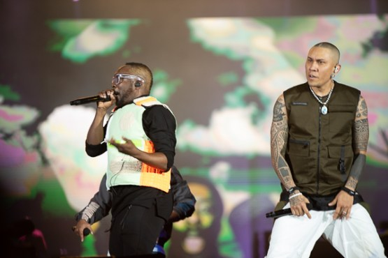 Black Eyed Peas - Rock in Rio 2019. Foto: Juliana Dias/SRzd