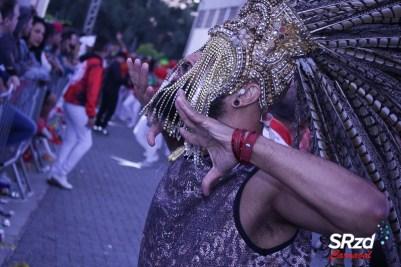 Mocidade Alegre na festa de lançamento do CD do Carnaval 2020. Foto: SRzd - Bruno Giannelli